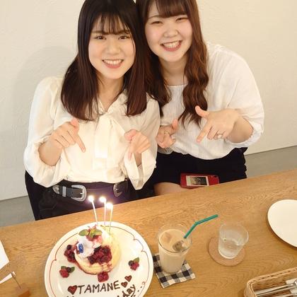 大切な日はHanamizuki Cafeへ