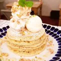5周年記念・期間限定 〚ミルクティーパンケーキ〛