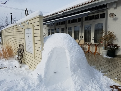 雪の日の過ごし方2