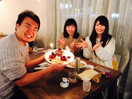 今週の「Happy Birthday」